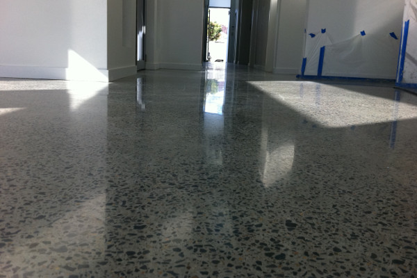 Grind And Shine Polished Concrete Stone River Stone